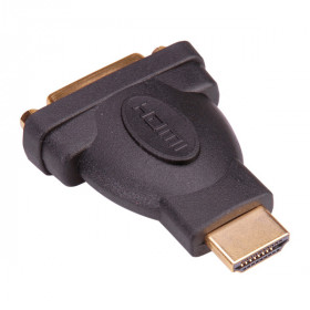 ROLINE HDMI-DVI Adapter Nero