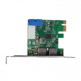 i-tec PCE22U3 scheda di interfaccia e adattatore Interno USB 3.0