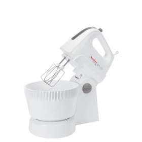 Moulinex Powermix Combi 500W Sbattitore con base Bianco
