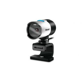 Microsoft LifeCam Studio 1920 x 1080Pixel USB 2.0 Nero, Argento webcam