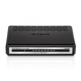 D-Link GO-SW-8G Commutatore di rete non gestita Nero switch di rete