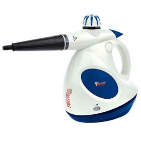Polti Vaporetto First Pulitore a vapore portatile 0,2 L Blu, Bianco 1000 W