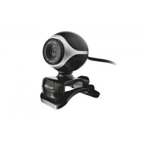 Trust Exis webcam 640 x 480 Pixel Nero