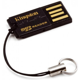 Kingston Technology FCR-MRG2 lettore di schede USB 2.0 Nero