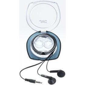JVC Ear Bud Headphone Cuffie Auricolare Nero