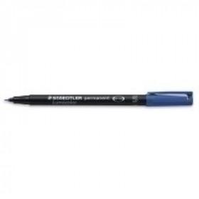Staedtler 313-2 marcatore permanente Blu Tipo di punta 10 pezzo(i)