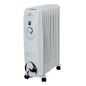 DCG Eltronic RA2809 Bianco 2000W Radiatore stufetta elettrica
