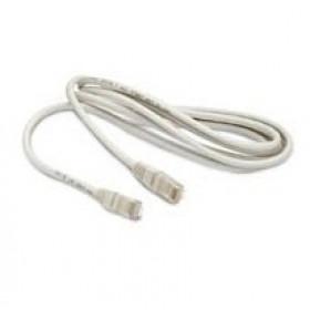 nuovaVideosuono RJ-45 2m M-M 2m Cat5 U/UTP (UTP) Bianco cavo di rete
