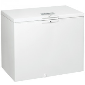Whirlpool WHE22333 Libera installazione A pozzo 216L A+++ Bianco congelatore