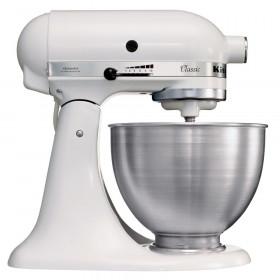 KitchenAid K45SS EWH 250W 4.28L Bianco robot da cucina