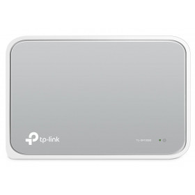 TP-LINK TL-SF1005D Unmanaged network switch Bianco switch di rete