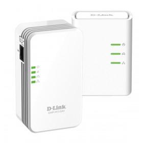D-Link PowerLine AV 500 Ethernet / WLAN 500 Mbit/s