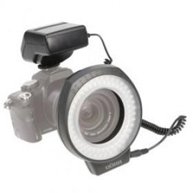 Dörr 371080 flash per fotocamera Flash macro Nero
