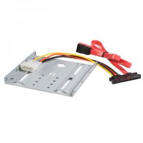 StarTech.com Kit di montaggio disco rigido SATA 2,5'' in alloggiamento unità 3,5''
