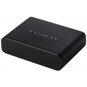 Edimax ES-3305P switch di rete Non gestito Nero