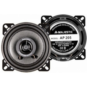 New Majestic AP-205 altoparlante auto