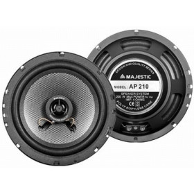 New Majestic AP-210 Ovale 1-via 200W altoparlante auto