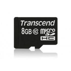 Transcend 8GB microSDHC Class 10 UHS-I (Ultimate) 8GB MicroSDHC MLC Classe 10 memoria flash