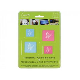 Mediacom M-IC2S2L LCD/TFT/Plasma Panni asciutti per la pulizia dell'apparecchiatura kit per la pulizia