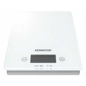Kenwood DS401 Bilancia da cucina elettronica Bianco Da tavolo