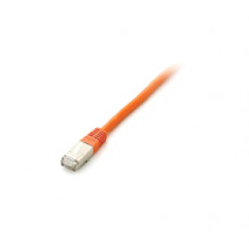 Equip S/FTP, Cat 6, 3 m 3m Cat6 S/FTP (S-STP) Arancione cavo di rete