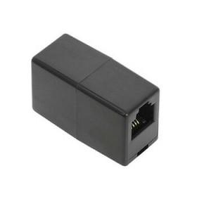 Hama 00044854 RJ14 RJ14 Nero cavo di interfaccia e adattatore