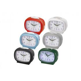 Trevi SL 3049 Quartz alarm clock Nero, Blu, Grigio, Rosso, Bianco