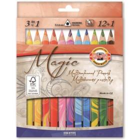 Koh-I-Noor Magic pastello colorato 12 pezzo(i)
