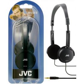 JVC HA-L50-B Nero Circumaurale Padiglione auricolare cuffia