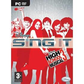 Halifax Sing it! High School Musical 3: Senior Year, PC ITA