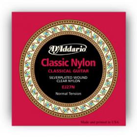 D'Addario EJ27N corda per strumenti musicali Chitarra Nylon Classico 6 pezzo(i)