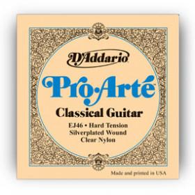 D'Addario EJ46 Classico 6pezzo(i) Nylon Chitarra corda per strumenti musicali