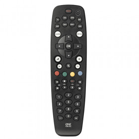 One For All URC 2981 telecomando IR Wireless Audio,AUX1,DVD/Blu-ray,SAT,TV,VCR Pulsanti