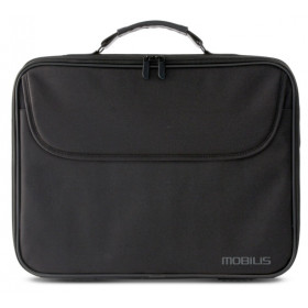 "Mobilis The One Basic 14"" Valigetta ventiquattrore Nero"