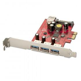 Lindy 51121 Interno USB 3.0 scheda di interfaccia e adattatore
