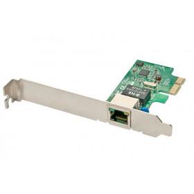 Lindy 51192 Interno Ethernet 2000Mbit/s scheda di rete e adattatore