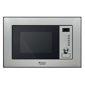 Hotpoint MWHA 122.1 X forno a microonde Incasso 20 L 1200 W Acciaio inossidabile