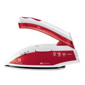 Electrolux EDBT800 Ferro a secco Acciaio inossidabile Rosso, Bianco 800 W