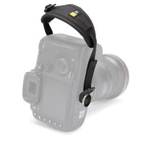 Case Logic Quick Grip tracolla Fotocamera Nylon Nero