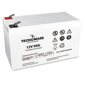 Tecnoware 9Ah Lead Acid Acido piombo (VRLA) 12 V