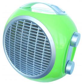 ARGO POP GREEN Stufetta con elettroventola Verde 2000 W
