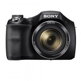 Sony Cyber-shot DSCH300, fotocamera compatta con zoom ottico 35x