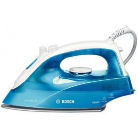 Bosch TDA2610 ferro da stiro Ferro a vapore Palladio Blu, Bianco 2000 W