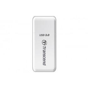 Transcend TS-RDF5W lettore di schede Bianco USB 3.0