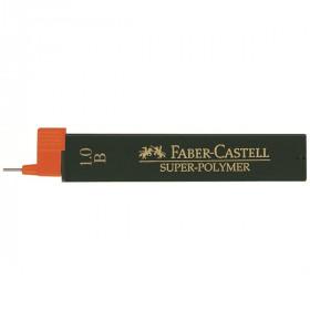 Faber-Castell 120901 mina B Nero