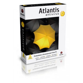 Atlantis Land Atlantis Antivirus, 1Y 1 anno/i