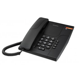 Alcatel Temporis 180 Analogico/DECT Nero