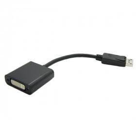 Value 12.99.3133 cavo di interfaccia e adattatore DisplayPort DVI Nero