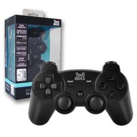 Twodots XJAC0397 Gamepad Playstation 3 Nero periferica di gioco