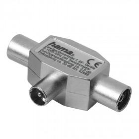 Hama 7122470 Splitter per cavo Argento cavo splitter o combinatori